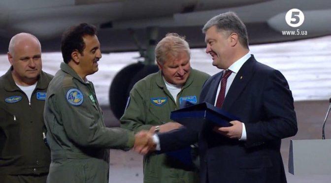 Успех первой опытной модели саудийско-украинского самолёта
