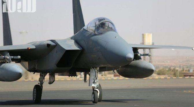 ВВС коалиции арабских государств отразили атаку мятежников в Миди