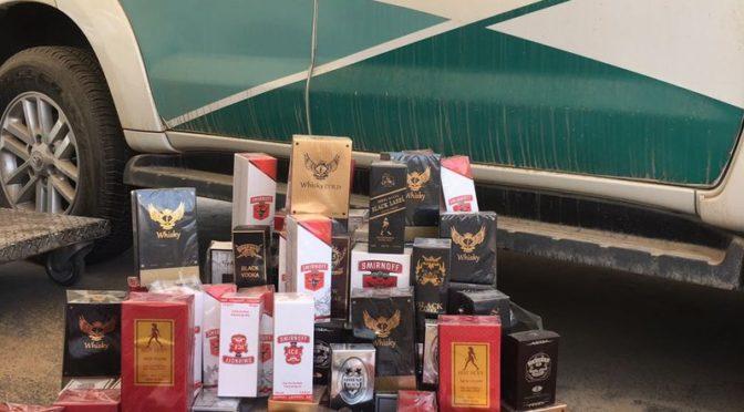 Портал «Сабк» рассказывает о подробностях конфискации в Эр-Рияде духов в оформлении, подобном таковому у алкогольных напитков: конфисковано 200 флаконов