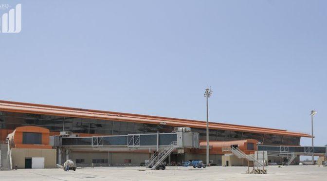 Новый аэропорт Джидды возводится с опережением графика