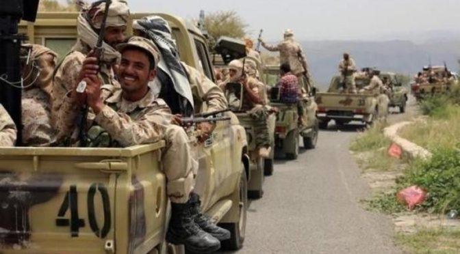 Армия Йемена взяла под полный контроль военный лагерь аль-Амари в западной части провинции Таиз