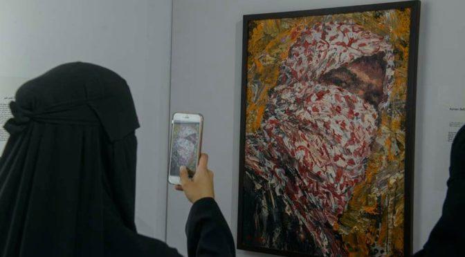 MiSK-art в Эр-Рияде