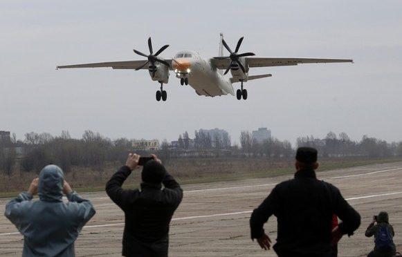 Самолёт  марки Ан-132 поднялся в небо над Украиной, и спустя несколько недель — поднимется над Королевством