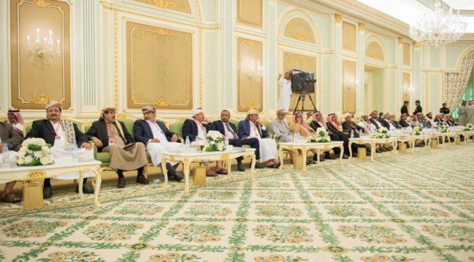 Заместитель наследного принца встретился с рядом старейших шейхов племён Йемена