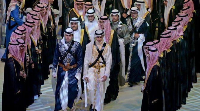 Губернатор Эр-Рияда почтил своим визитом церемонию выпуска 42 учеников школ Эр-Рияда