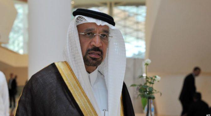 Министр энергетики Королевства и его российский коллега договорились о необходимости продлить сокращение нефтедобычи