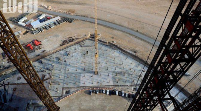 Принц аль-Валид бин Талал: бюджет проекта башни Джидды — самой высокой в мире составляет 75 млрд.риалов (20 млрд.$)