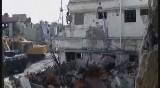 Убит ребёнок и резидент, 10 человек получили ранения в результате стрельбы в районе аль-Мусвара в Катифе