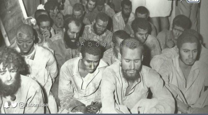 Захват Запретной Мечети  20.11.1979г.: неопубликованные ранее фотографии и свидетельства участников