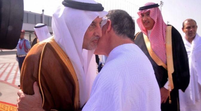 Король Иордании исполнил обряды Умры