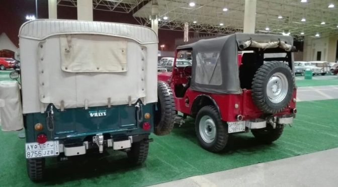 Выставка ретроавтомобилей в провинции Касым «Классика Касыма»