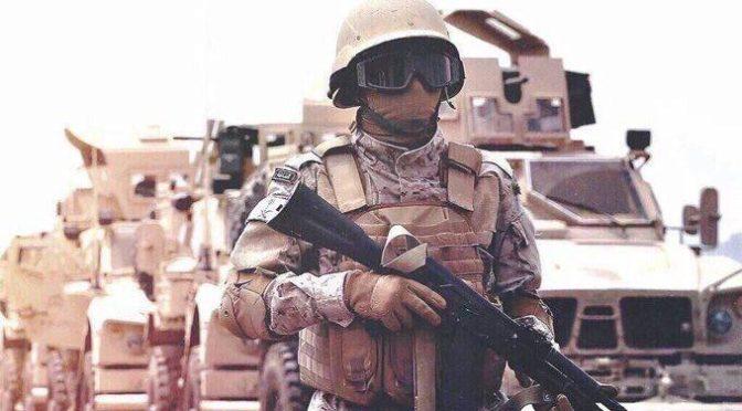 Начальник генерального штаба инспектировал воинские подразделения на юге Королевства и принял участие в их ифтаре