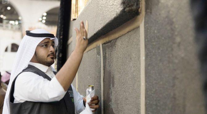 30 кадильниц облагораживают воздух в Запретной Мечети