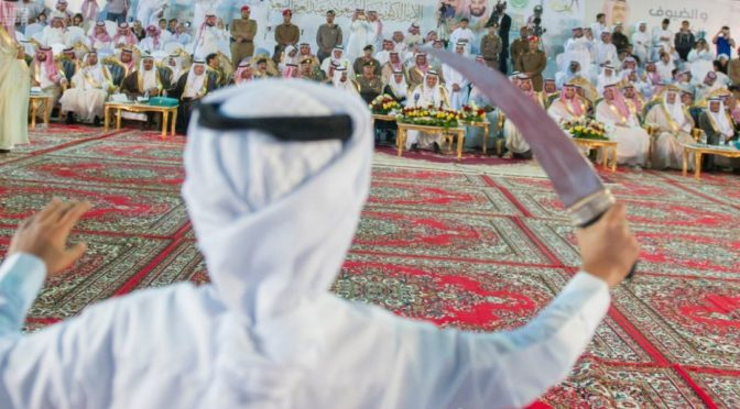 Губернатор провинции Баха посетил народные мероприятия по случаю праздника Ид аль-Фитр и открытие фестиваля «Гости Баха 38»