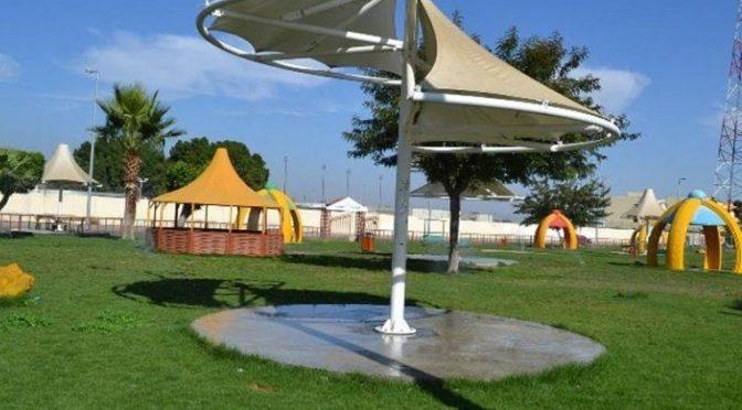 Муниципалитет Таифа оборудовал зоны отдыха для приёма посетителей в праздник и летний сезон