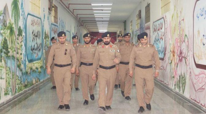 Полковник Кахтани поздравил с праздником осужденных в тюрьме Джазана