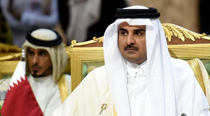 Потери Катара: оставит ли Тамим престол и уйдёт?