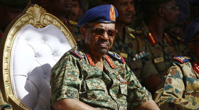 Президент У.Башир: мы продолжим борьбу с терроризмом и поддержку законной власти в Йемене