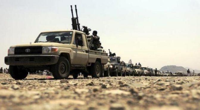 Армия Йемена начала наступление на северо-западе провинции Таиз, освободив большие части округа Мидарат