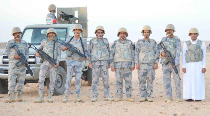 Командующий Пограничными войсками  Северной пограничной провинции: с начала Рамадана не зафиксировано ни одного случая проникновения через границу