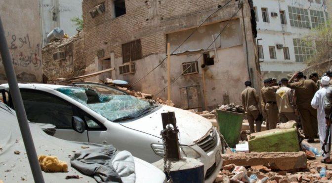 МВД: предотвращён террористический акт, целью которого несомнено являлась Запретная Мечеть