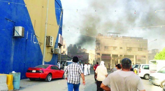 МВД: автомобиль, использовавшийся в террористических преступлениях, был повреждён, а двое человек внутри него — уничтожены