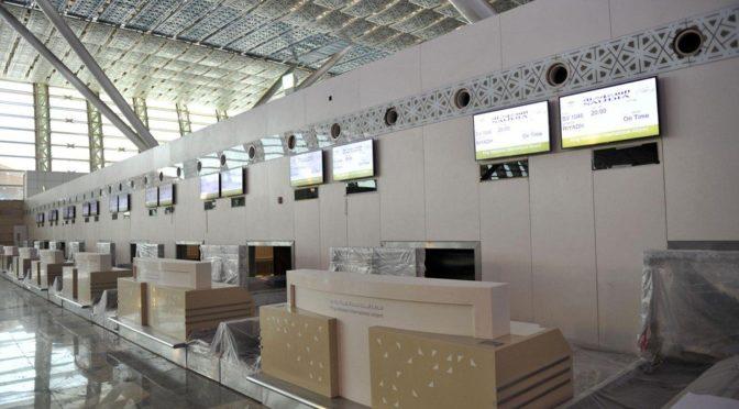 Строительство нового аэропорта им.Короля Абдулазиза близко к завершению