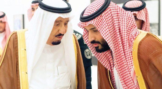 Принц Мухаммад бин Наиф принёс присягу вновь назначенному наследному принцу