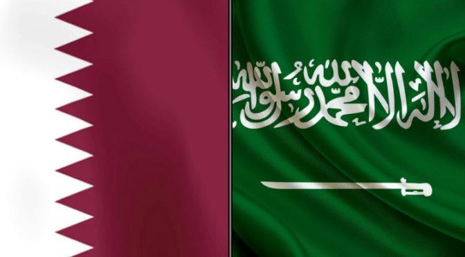 Его Высочество наследный принц принял телефонный звонок от Эмира государства Катар
