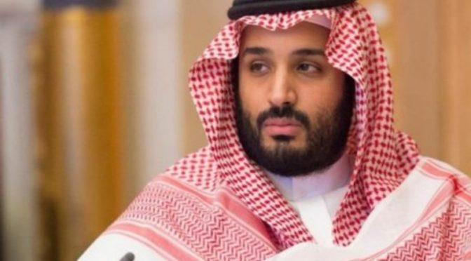 Его Высочество наследный принц совершил телефонный звонок Министру обороны США