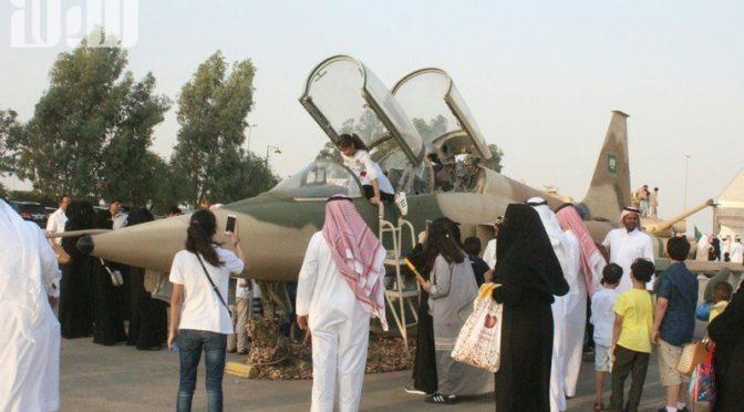 «Сабк» посетил павильон Вооружённых сил на фествиале «рынок Указ»