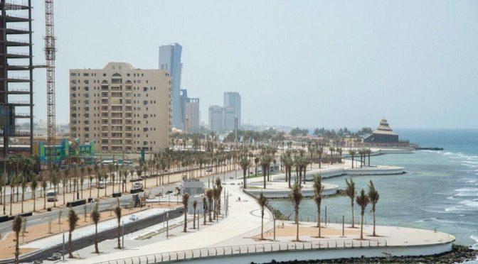 Глава администрации округа Джидда: северная набережная Джидды реконструируется по высочайшим мировым стандартам