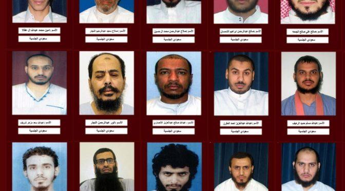 Разыскиваемый мятежник аль-Любад сдался властям. заявив: «Я спокоен и уверен в справедливом решении»