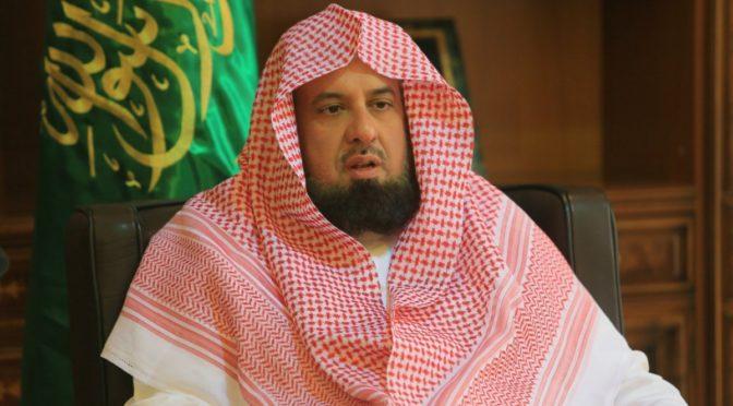 Губернатор провинции Асир принял Главу Комиссии по поощрению добродетели