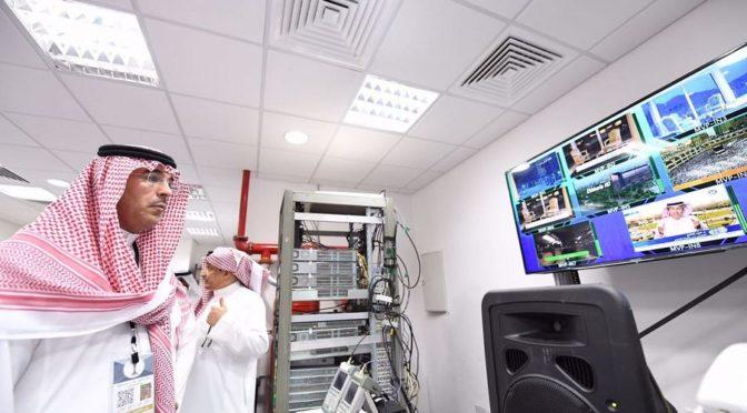 Доктор аль-Ауда подтвердил готовность Министерства культуры и информации к дейтельности в сезон Хаджа
