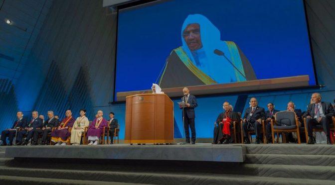 доктор аль-Иса во время Международного форума в Японии: Королевство призывает к миру и расширению горизонтов сосуществования между людьми