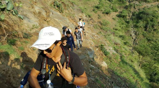 «Исследователи гор Джазана» — команда поддержки популяризации красоты горной местности
