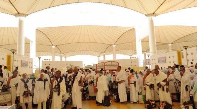 Развитие обслуживание паломников и расширение Двух Святынь и мест паломничества позволило за истекшие четыре десятилетия удвоить число паломников