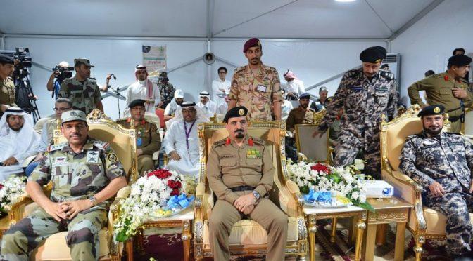Генерал Кахтани ознакомился с планом работы сил безопасности в Хадже и учениями о катострофе на железной дороге в местах паломничества