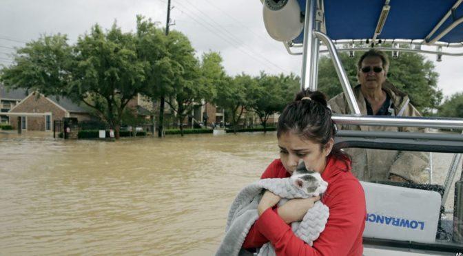 Служитель Двух Святынь выразил соболезнования президенту США в ввиду жертв урагана «Харви»