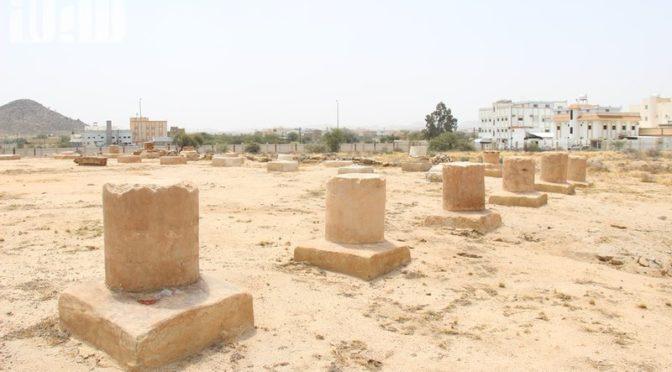Руководители местных общин посетили место раскопок древнего города