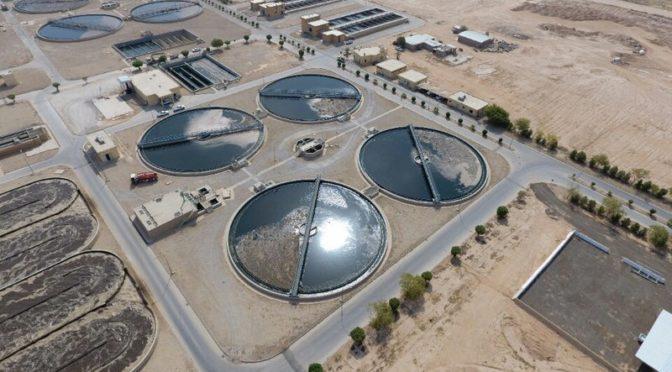 Начата реализация 9 проектов в рамках программы «Национального преобразования к 2020г.» для обеспечения водной и продовольственной безопасности Королевства