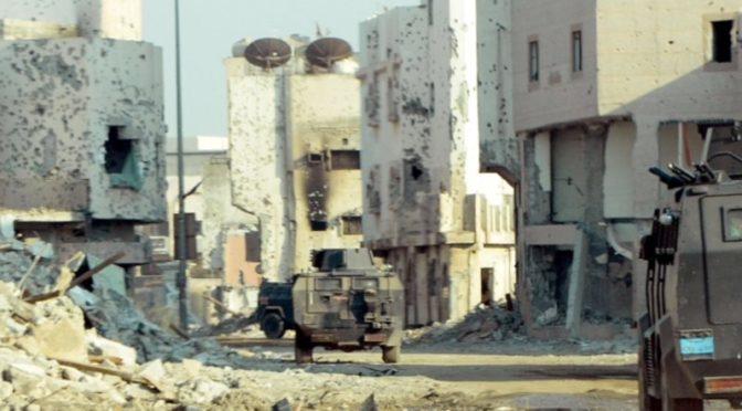 Спокойствие в Аввамии восстанавливается: силы безопасности взяли под контроль логова террористов и точки распространения наркотиков и оружия