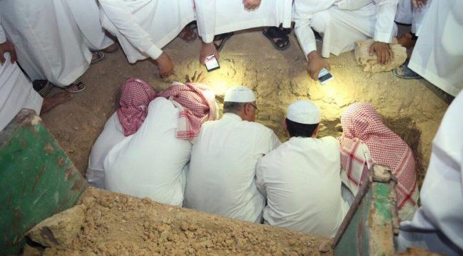 Чиновники и бизнесмены совершили похоронную молитву по умершему благотворителю ас-Сабиайа