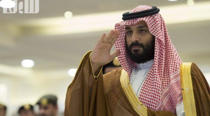 Спустя несколько часов после встречи наследного принца и Дж.Мэттиса: заключены саудийско-американские военные контракты на 1 млрд.$