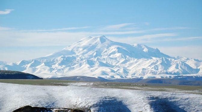 Кизлян — самый юный араб, поднявшийся на высшую точку Кавказа