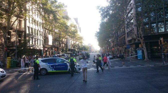 Служитель Двух Святынь выразил соболезнования Его чести Королю Испании в связи с жертвами терактов в Барселоне и Камбрильсе