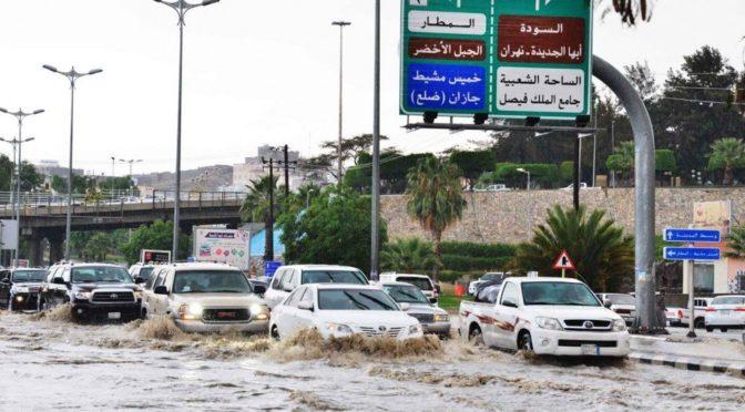 Абха: туризм, облака и дождь