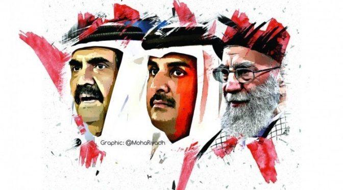 Саудийская карикатура