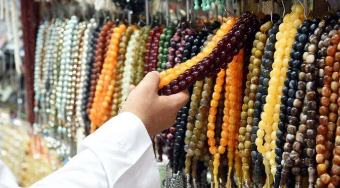 Посетители Лучезарной Медины оживляют торговлю в магазинах и рынках